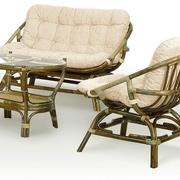 комплект для террасы 01/13(диван,столик,1 кресло)