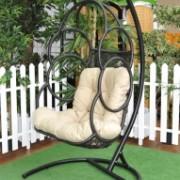 """подвесное кресло"""" ГАЛАКСИ"""",цвет темно-коричневый"""