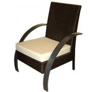 кресло-1010 с подушкой (68,5*70*93,5)